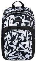 Quiksilver BURST Backpack, 60 cm, 20 L, Bright White