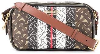 Burberry mini Monogram Stripe shoulder bag