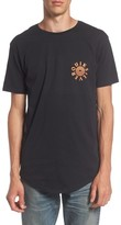 Quiksilver Men's Rising Dog Logo T-Shirt