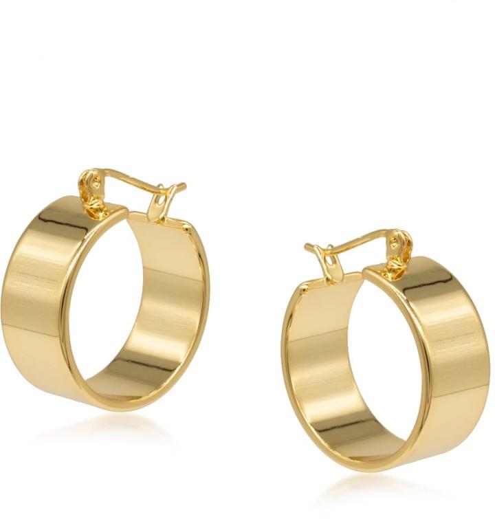 Arctic Fox & Co. Charlotta Gold Plated Earrings