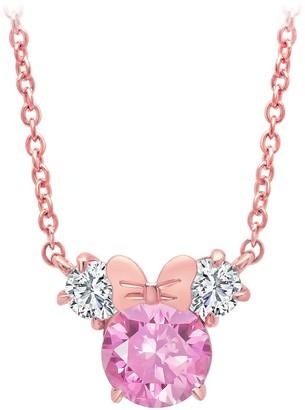 Disney Minnie Mouse Necklace by CRISLU