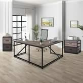 Vivo L-Shape Desk Latitude Run