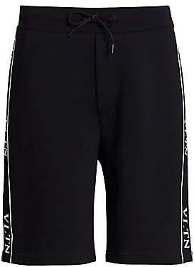 Valentino Men's Logo Tape Shorts