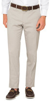 Canali Textured Plain Trouser