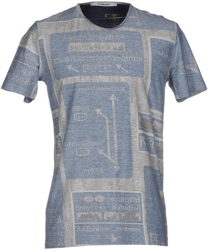 Chalayan T-shirts - Item 12005253