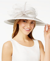 August Hats Freesia Wide Brim Hat