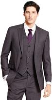 Tommy Hilfiger Charcoal Slim Stripe Jacket