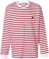 Carhartt striped long sleeve top