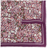 Versace The Wild Side print scarf