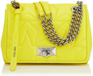 Jimmy Choo Small Leather Helia Shoulder Bag