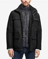 Weatherproof Men's Four-Pocket Jacket With Camo Bib, Created for Macy's