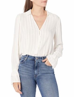 Paige Women's Long Sleeve Button UP Shirt