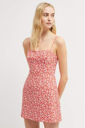 French Connection Whisper Baylee Floral Strappy Dress