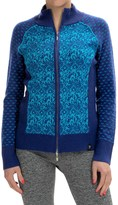 Neve Eloise Cardigan Sweater - Merino Wool, Full Zip (For Women)