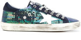 Golden Goose Deluxe Brand Superstar sneakers - women - Leather/Sequin/rubber - 39