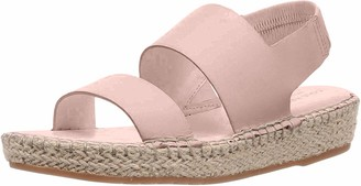 Cole Haan Women's CLOUDFEEL Espadrille Sandal Wedge