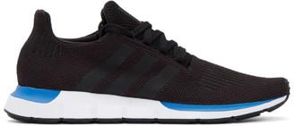 adidas Black Swift Run Sneakers
