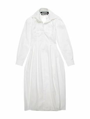 Jacquemus Long Dress White