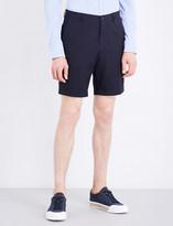 BOSS Regular-fit stretch-cotton shorts