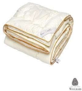 Enchante Home Luxury Wool Comforter, Queen