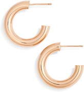 Jennifer Zeuner Jewelry Lou Hoop Earrings