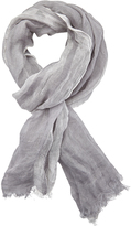 Oxford Pete Stripe Linen Scarf