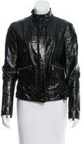 Dolce & Gabbana Eel Skin Jacket