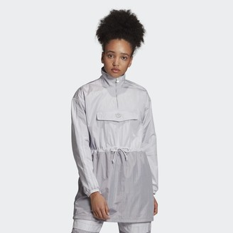 adidas Long Sleeve Windbreaker Dress