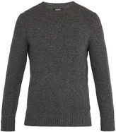 A.P.C. Salford wool sweater
