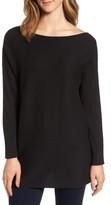 Halogen Women's Bateau Neck Sweater