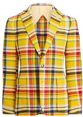 Ralph Lauren Handmade Cashmere Sport Coat