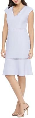 Maggy London Nicola Flounce Dress
