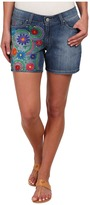 Gypsy SOULE JJ Embroidered Shorts