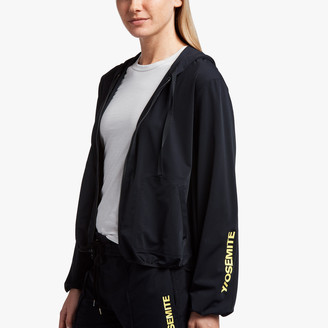 James Perse Y/Osemite Tricot Hooded Jacket