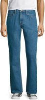 City Streets Slim Straight Jeans