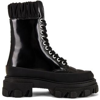 Ganni Combat Boot