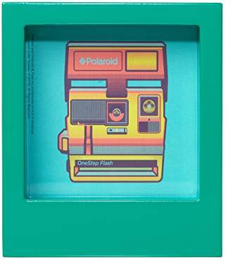 Polaroid Desk Frame - Turquoise