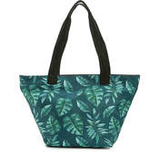 Women's BS201 Tote -Teal/Green