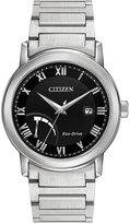 Citizen Men's Eco-Drive Stainless Steel Bracelet Watch 41mm AW7020-51E