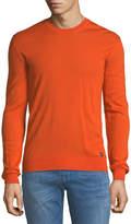 Versace Wool Crewneck Sweater