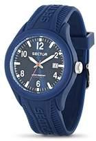 Sector Men's R3251576010 Analog Display Quartz Blue Watch