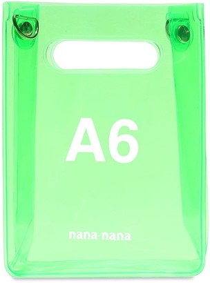 Nana Nana A6 PVC SHOPPING BAG