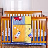 Dream On Me On The Go 3-Piece Reversible Full Size Crib Set
