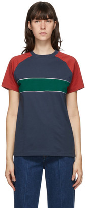 Wales Bonner Multicolor George T-Shirt
