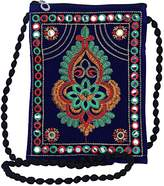 Diligence India Ethnic Rajasthani Saree Clutch Waist Clip Mobile Pouch