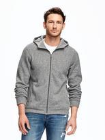 Old Navy Sweater-Knit Fleece Zip Hoodie for Men