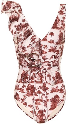 Johanna Ortiz Playa De NuquA one-piece swimsuit