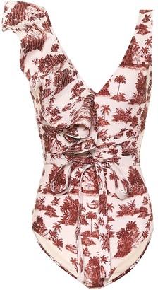 Johanna Ortiz Playa De Nuqui one-piece swimsuit