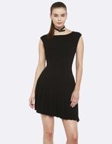Oxford Dorian Pleat Dress