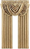 """J Queen New York Napoleon Gold Pair of 84"""" Window Panels"""